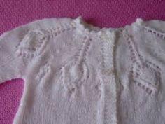 Knitting Patterns Baby Clothes Free Free Knitting Pattern