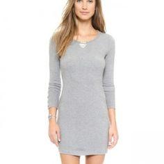 sweater dresses dots