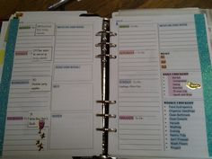 Tales Of Time: It's Filofax Planner Time - Free Printable