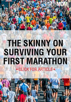 Are you attempting to run your first marathon? Find out how to survive it here! I will run a full marathon!....before I turn 40. Lol! Got many years to accomplish that bucket list item.