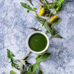 Soupe à l'ortie – Emmanuelle Grenon Naturopathe