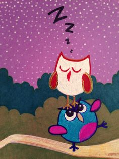 'Boa Noite!' by Luana Ruffolo Mucci