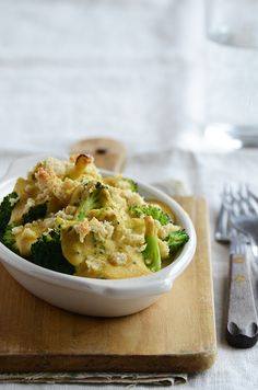 Broccoli Divan {Vegan; Grain-Free; Gluten-Free} use soy free soy sauce