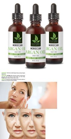 wholesale Skin Care: Skin Care Spa - Moroccan Argan Oil 100% Pure Organic 60Ml 2Fl - 3 Bottles -> BUY IT NOW ONLY: $34.95 on eBay!