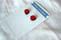 Little Love Boat Earrings by aimzsta, via Flickr