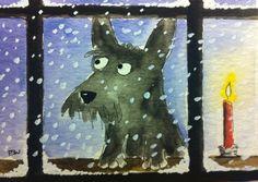 Let It Snow by Patch Wheatley | ArtWanted.com