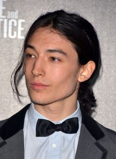 ezra miller, why not? Of course he's on my wishlist. *.*