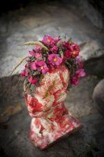 Kwitnące Haute Couture Opole 2013, praca Monika Wodarz, fot. Joanna Przywara