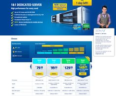 Good deal on dedicated servers