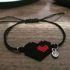 #miyuki #kalp #bileklik #ozelsiparis #taki #elisi #boncukaŞki
