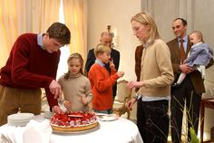 Belgian Royals Celebrate Prince Amedeo's 18th Birthday