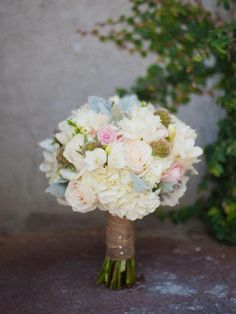 bouquet shabby chic5