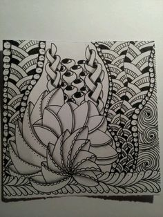 http://www.pinterest.com/kmey13/zentangle-flowers/