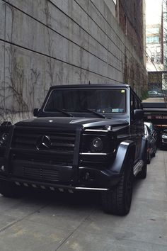 G wagon. My dream car that nobody understands its beauty.
