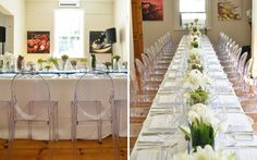 Event Concepts Setting the Standards – Corporate Commodities Lunch at The Mining Indaba. Lunch Table, Ghost Chairs, Event Branding, Corporate Events, Event Decor, Table Settings, Concept, Table Decorations, Home Decor