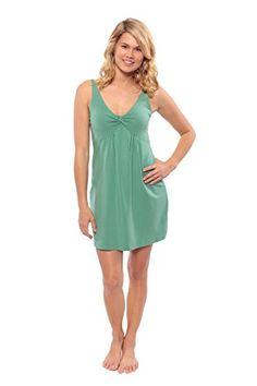 35194abe6f Texere Women s Luxury Bamboo Nightgown (Tropical Romance