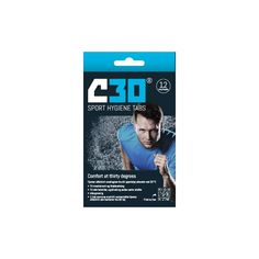 Bestil C30 Vasketab Sport Hygiene 12-Pak ✓ C30 fjerner effektivt svedlugten fra dit sportstøj ✓ se og køb online her