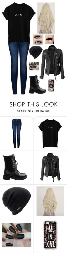 """""""Untitled #937"""" by delioria on Polyvore featuring 2LUV, Doublju, Coal and Casetify"""