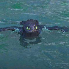 Httyd Dragons, Dreamworks Dragons, Disney And Dreamworks, Cute Animal Drawings, Animal Sketches, Cute Drawings, Cute Animal Memes, Cute Animals, Night Fury Dragon