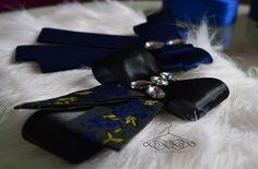 Handmade brooch by Domkadesign