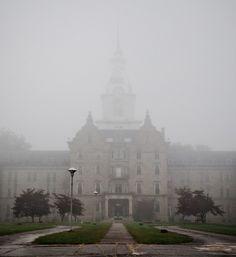 abandon Trans-Allegheny Lunatic Asylum