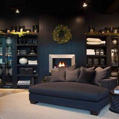 FEED | Websta My Living Room, Home And Living, Living Room Decor, Living Spaces, Home Decor Furniture, Home Furnishings, Dream Home Design, House Design, Bungalow Renovation