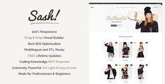 Download Sash v1.3.1 - Fashion WooCommerce Theme Nulled Latest Version