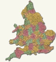 Free Historical Directories of England - useful for research
