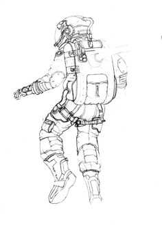 How to create a spacesuit Character Concept, Concept Art, 3d Character, Surealism Art, Suit Drawing, Space Artwork, Star Trek Show, Dad Tattoos, Found Object Art