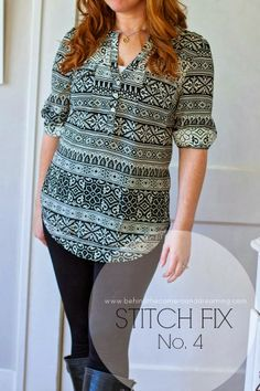 Stitch Fix #4: Keepers and aaaalllmost | Behind the Camera and Dreaming