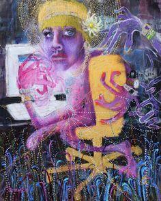 Fine Art Print: Du är inte speciell. www.johanadamsson.se