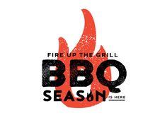 BBQ Season by Matt Simon in Logo design