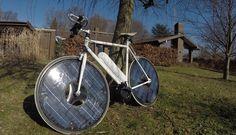 La bicicleta Solar Bike es tan genial como aparenta (video)
