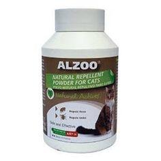Alzoo Repellant Cat Powder