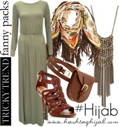 Hashtag Hijab Outfit #331