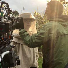 """Lucas Jade Zumann behind the scenes of season 3 of """"Anne With an E"""" Supergirl, Diana Barry, Gilbert And Anne, Gilbert Blythe, Anne With An E, Big Words, Anne Shirley, E 3, Cuthbert"""