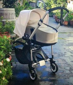 Bugaboo bee 3 with Bassinet
