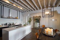 #Dreambuilders designer Lukas' re-designed #kitchen. #design #renovation #homeimprovement  #TeamRed