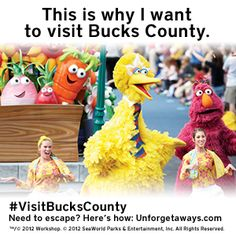 Use this photo to enter to win a Sesame Place UNFORGETAWAY. Get full entry details and rules at: http://www.Unforgetaways.com/