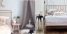 Interiors Trend: Metallic Bedrooms | sheerluxe.com