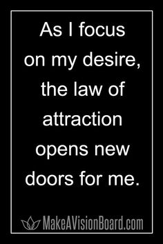 Use these law of attraction affirmations to gain clarity and focus, and to start creating the life you really want. Manifestation Law Of Attraction, Law Of Attraction Affirmations, Showing Gratitude, Law Of Attraction Love, Making A Vision Board, Levels Of Understanding, Focus On Me, Meaningful Life, Positive Affirmations
