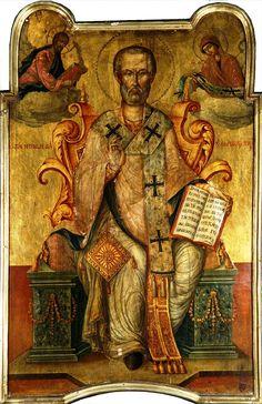 Saint Nicholas, Holi, Saints, Painting, Art, Art Background, Painting Art, Kunst, Holi Celebration