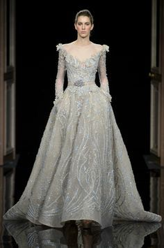 Ziad Nakad Couture Spring Summer 2017 Paris