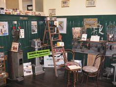 2005, #Schuhreparaturen werden hier angenommen:  Unser erstes Geschäft in der Stephanienstraße 31, #BadenBaden
