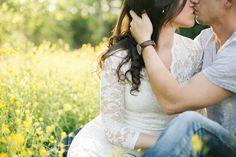 Clint & Tara | Farm Engagement Session | Nashville Indie Wedding Photographers | Ulmer Studios
