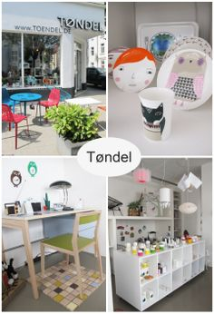 tøndel - vintage und design shop in köln ehrenfeld via 23qm Stil