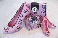 Chocolate Shoes, I love this!