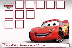 Cars - Website of dikkeduimenkaarten! Visual Timetable, Sticker Chart, Illustrations And Posters, Speech And Language, Speech Therapy, Kids And Parenting, Disney Pixar, Classroom, Education