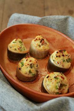 鯵のマッシュポテトロール by 管理栄養士旬菜料理家 伯母直美 / 乾燥マッシュポテトを使用して時短調理。マッシュポテトでボリュームアップの魚料理。 / Nadia