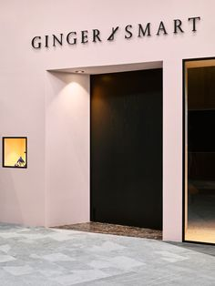 GINGER & SMART Store by Flack Studio x-dallas